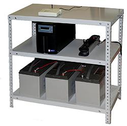 ибп для котла, пример системы резервного электроснабжения в сборе, ИБП для котла