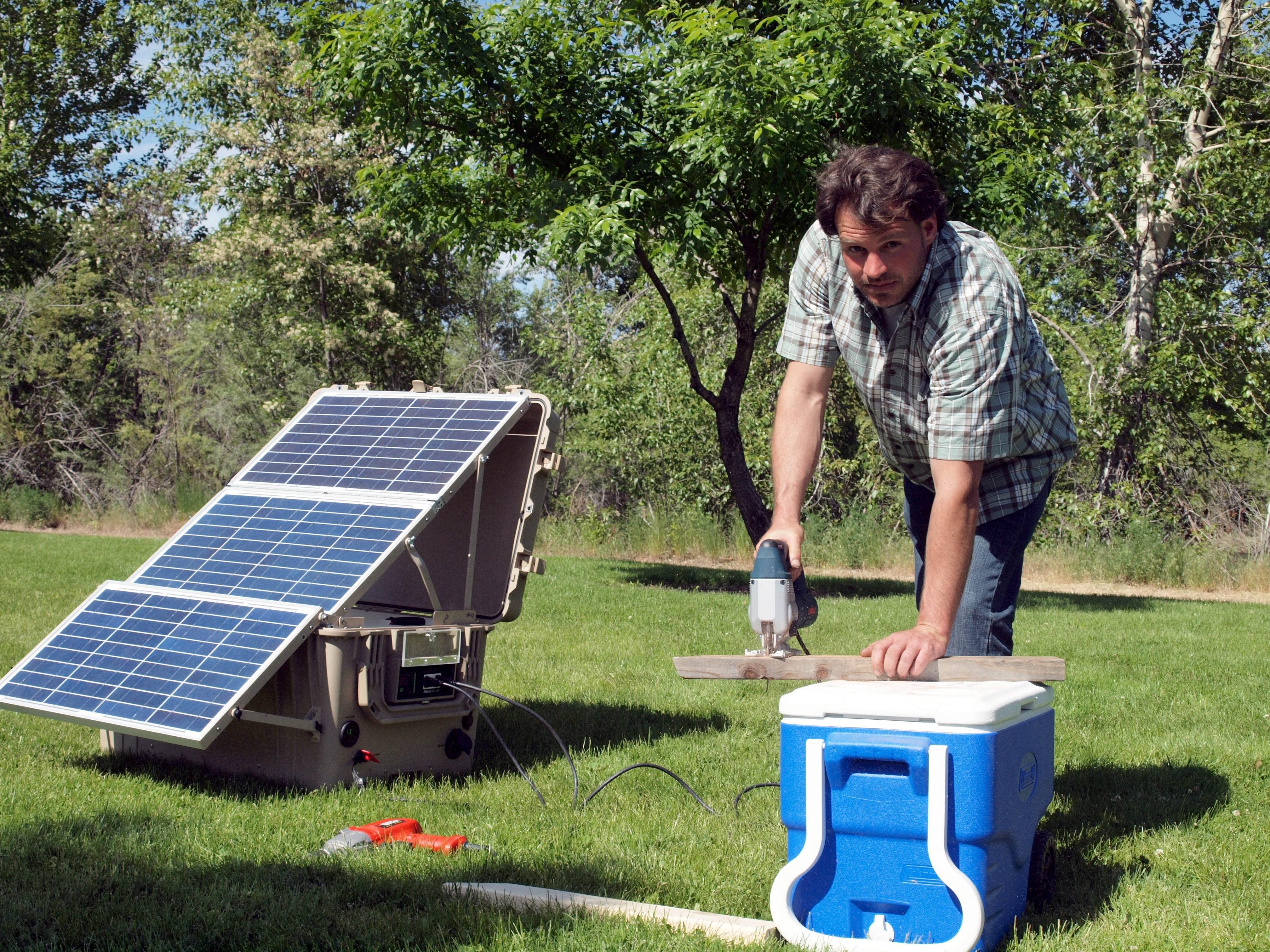 Как сделать солнечные батареи своими руками - Статьи об 85