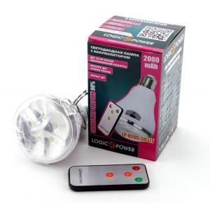 Светодиодная лампа LP-8205-5R LiT